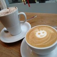 Photo taken at Carter Lane Coffee House by Calvin L. on 12/2/2014