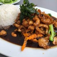 Снимок сделан в Pi-Nong Authentische Thai-Küche пользователем Kim L. 9/6/2018
