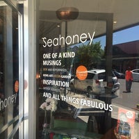 Photo taken at Seahoney by Jeffrey J. on 5/11/2014
