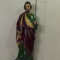 Photo taken at capela são judas tadeu by Fernândo D. on 10/25/2014