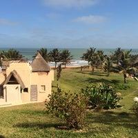 Photo taken at Sheraton Gambia Hotel Resort & Spa by Daniele I. on 4/10/2014