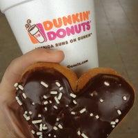 Photo taken at Dunkin Donuts by Evan[Bu] on 2/2/2013