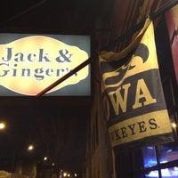 Photo taken at Jack & Ginger's by Evan[Bu] on 12/23/2012
