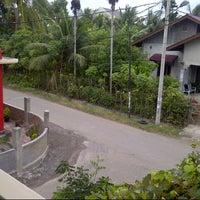 Photo taken at Gampong Doy by Arif Rahman H. on 10/6/2013