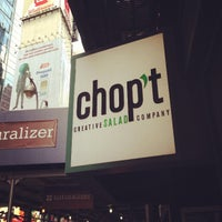 Photo taken at Chop't by Scott T. on 6/17/2013