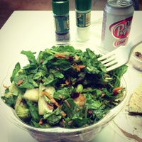 Photo taken at Chop't Creative Salad Company by Scott T. on 4/7/2013