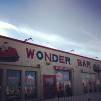 Photo taken at Wonder Bar by Scott T. on 1/27/2013
