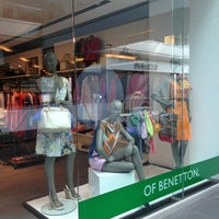 Photo taken at United Colors of Benetton by Fred M. on 3/26/2013