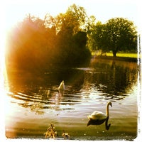 5/16/2013 tarihinde Sebastian Z.ziyaretçi tarafından Clissold Park'de çekilen fotoğraf