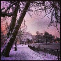 1/21/2013 tarihinde Sebastian Z.ziyaretçi tarafından Clissold Park'de çekilen fotoğraf
