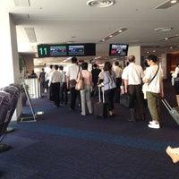 Photo taken at Gate 11 by ころちゃん on 7/10/2013