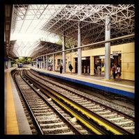 Photo taken at Irakleio ISAP Station by Kostis L. on 6/10/2013