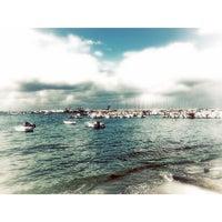 Photo taken at Porto di Otranto by Андрей С. on 5/25/2014