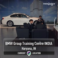 Photo taken at BMW Group Training Centre INDIA by Andreas W. on 4/9/2014