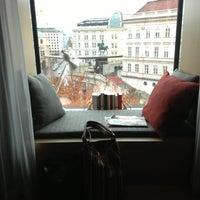 Das Foto wurde bei The Guesthouse Vienna von Andreas W. am 11/24/2013 aufgenommen