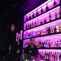 Photo taken at M1 Lounge Bar & Club by Elmira on 4/11/2013