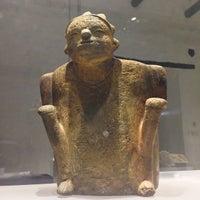 Photo taken at Museo Arqueológico La Merced by Chris R. on 2/20/2015