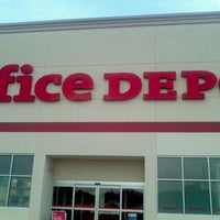 Photo Taken At Office Depot By Laird C. On 6/8/2013 ...