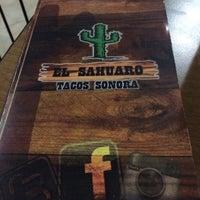 Photo taken at El Sahuaro by David H. on 2/3/2015
