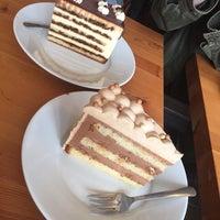 Photo taken at Trafiq Café & Bakery by Matea L. on 4/8/2017