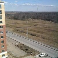 Photo taken at Кудрово by KittyKet VinoChica;) on 4/21/2013