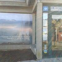 Photo taken at Office de Tourisme by Patricia B. on 2/7/2014