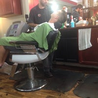 Photo taken at Capistrano Barbershop by Edison M. on 7/23/2016