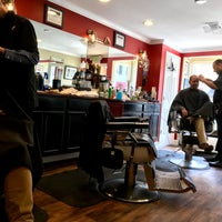 Photo taken at Capistrano Barbershop by Edison M. on 4/21/2018