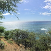 Photo taken at Diamond Head Scenic Point by Anne C. on 11/6/2016