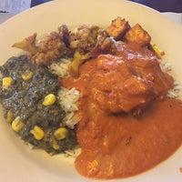 Photo taken at Diwan Indian Restaurant & Bar by Anne C. on 11/30/2016