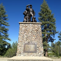 Photo taken at Donner Memorial State Park by Luis M. on 6/8/2013