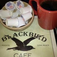 Photo taken at Blackbird Cafe by Luis M. on 1/21/2013