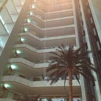 Photo taken at Sheraton Jeddah Hotel by Rob O. on 2/10/2013