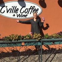 Photo taken at C'ville Coffee by Chrys D. on 11/25/2017