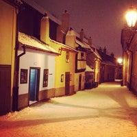 Photo taken at The Golden Lane by Jaroslava S. on 1/15/2013