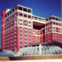 Photo taken at Hotel Zaza by Heather L. on 11/6/2012