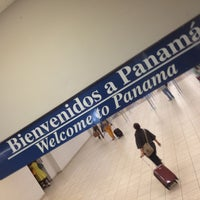 Photo taken at Tocumen International Airport (PTY) by David on 1/30/2013