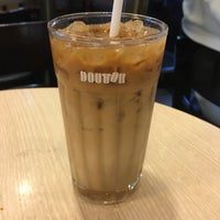 Photo taken at Doutor Coffee by Ramie P. on 7/5/2017
