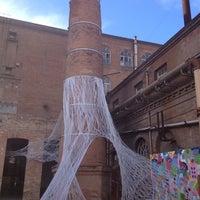11/10/2012 tarihinde Marc G.ziyaretçi tarafından Fabra i Coats'de çekilen fotoğraf