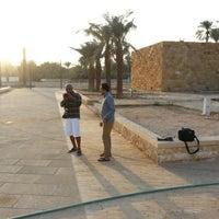 Photo taken at Al Diri'yah by Bandder A. on 1/3/2013