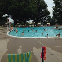 Photo taken at Perry Hall Swim Club by Dave H. on 7/13/2014