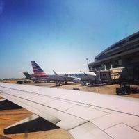 Photo taken at Gate C8 by Susan B. on 3/25/2014