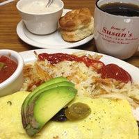 Photo taken at Susan's Restaurant by Susan B. on 3/24/2013