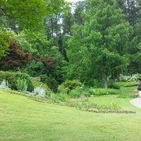 Photo taken at Aldridge Gardens by KarenJ on 6/2/2013