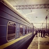 Photo taken at Track 5 by Olya K. on 5/1/2013