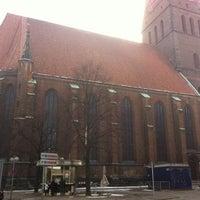 Das Foto wurde bei Marktkirche von Andonov T. am 3/16/2013 aufgenommen