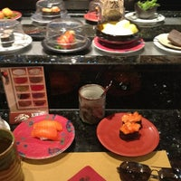 Photo taken at Zen Sushi by Pavel Y. on 10/14/2012