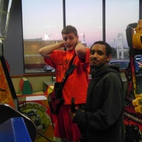 Photo taken at Chuck E. Cheese's by Shelly H. on 12/21/2012