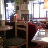 Photo taken at Café de la Luz by Antonio R. on 9/15/2012