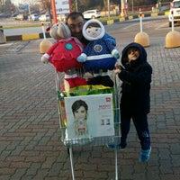 Photo taken at Auchan by Çiğdem G. on 12/13/2016
